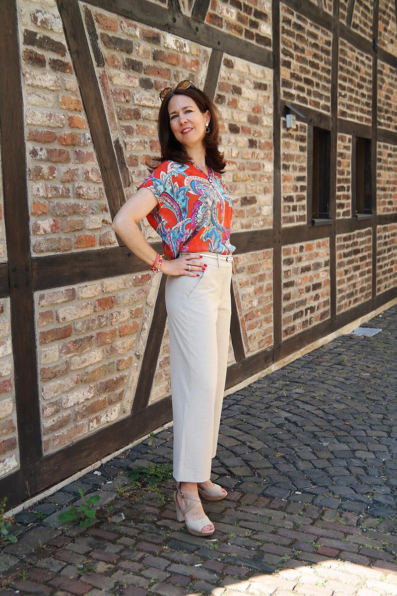 Trend-Hose: Culotte